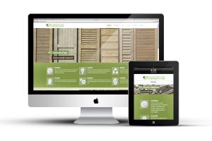 Partendo dal logo aziendale, lo studio ha curato il sito internet.Visualizzazione responsive sito BPS