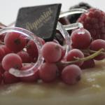 Un dolce preso dal catalogo fotografico per singnorini
