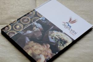Brochure dal catalogo fotografico per Signorini