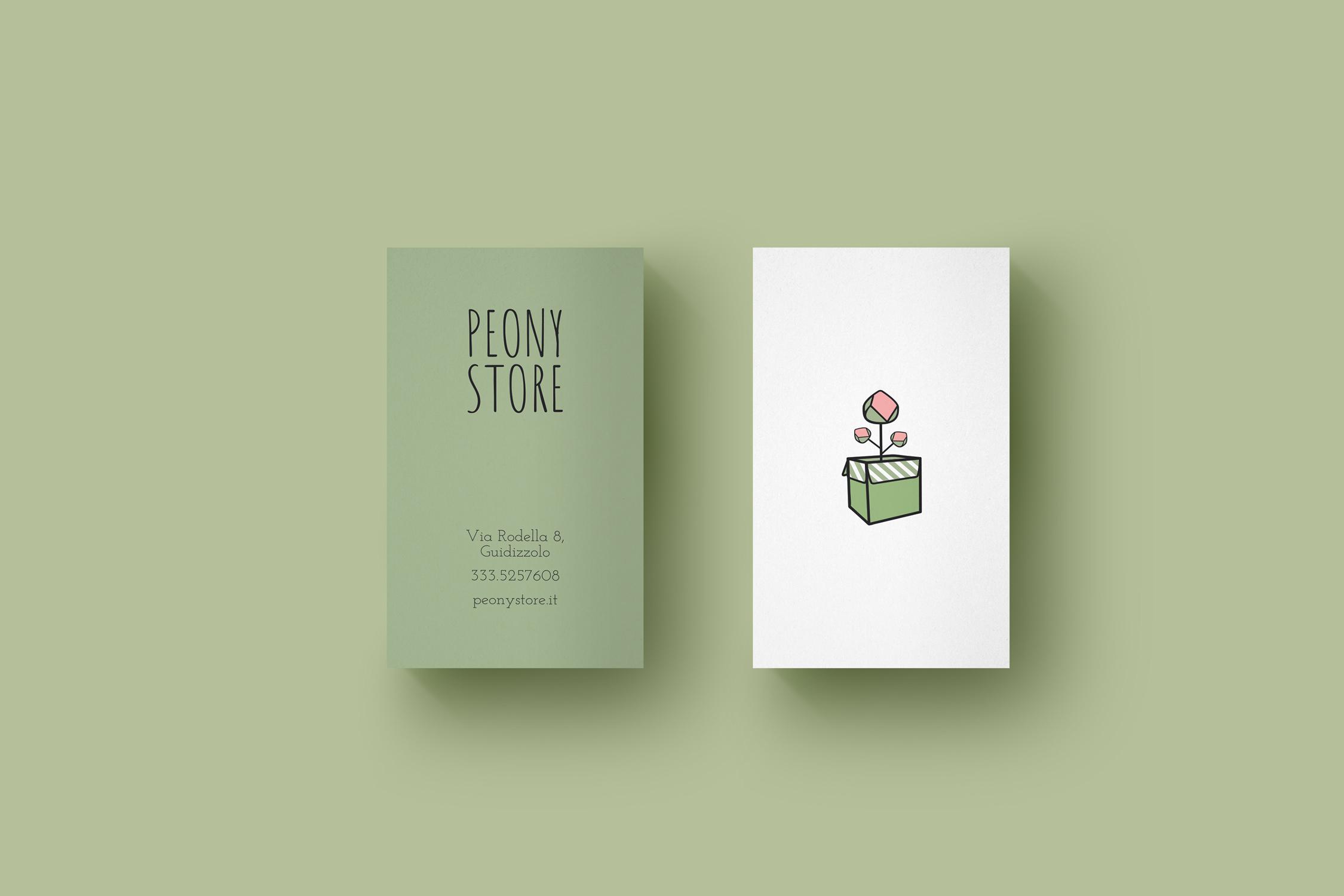 PEONY-STORE-LOGO-GRAFICA-SOCIAL-E-SITO-INTERNET-business-cards